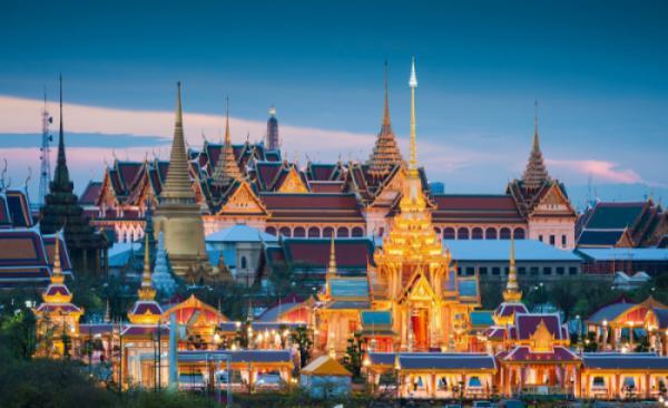 BANGKOK - PATTAYA ( TẾT 2020 )