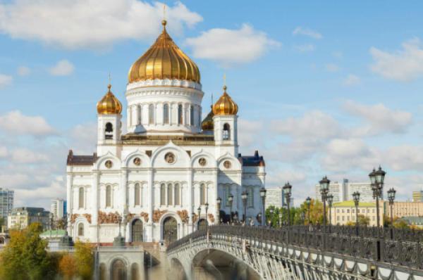 MOSCOW - SAINT PETERBURG