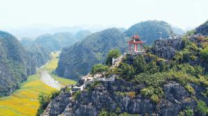 Incredible Hoa Lu - Tam Coc - Mua Cave 1 Day Tour