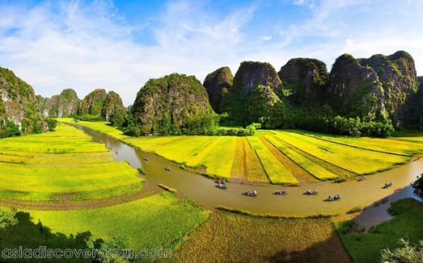 Hoa Lu Tam Coc 1 Day Tour