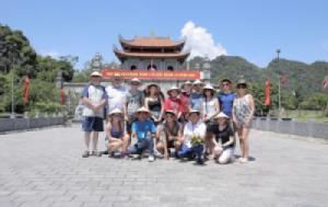 Hoa Lu - Tam Coc - Cuc Phuong National Park Private 2 Days - 1 Night Tour