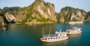 Luxury Halong Bay 1 Day Tour With 5 Hours Cruise