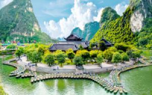 Bai Dinh Pagoda – Trang An – Mua Cave – Cuc Phuong National Park 2 Days 1 Night