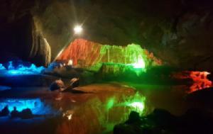 Hoa Lu – Tam Coc – Bai Dinh Pagoda – Thien Thanh & Thien Ha Caves 2 Days 1 Night