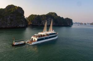 Luxury Halong & Lan Ha Bay 7 Hours Cruise With New High Way Express