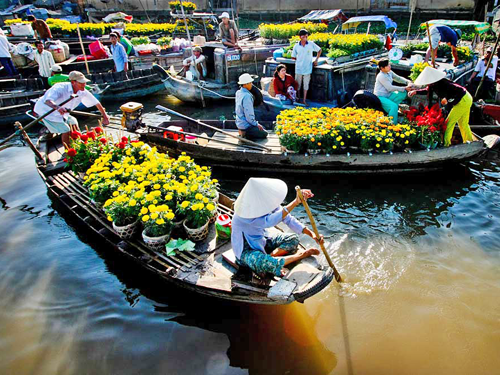 South Viet Nam Day Tours