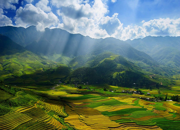 Sapa Trekking - Fansipan Tours