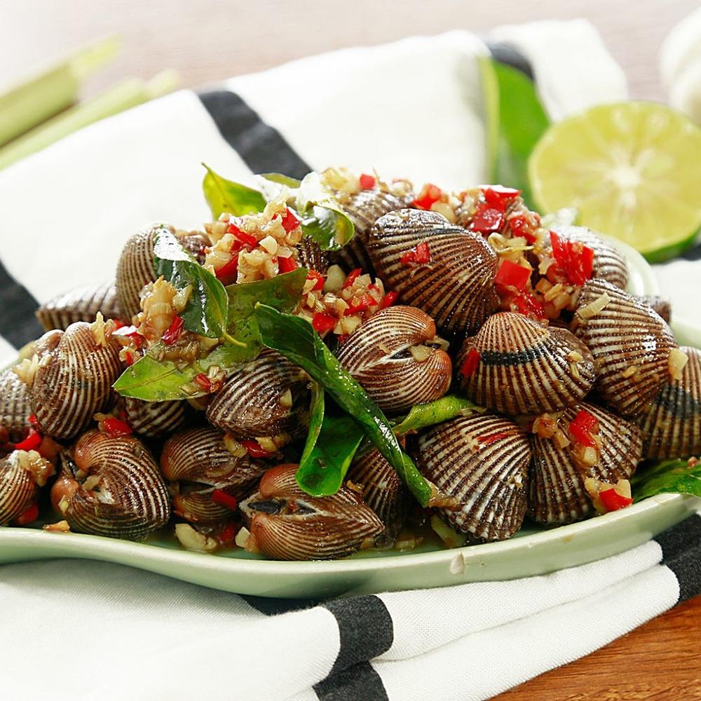Sò Huyết Đầm Ô Loan - Món hải sản ngon ở Phú Yên phổ biến nhất