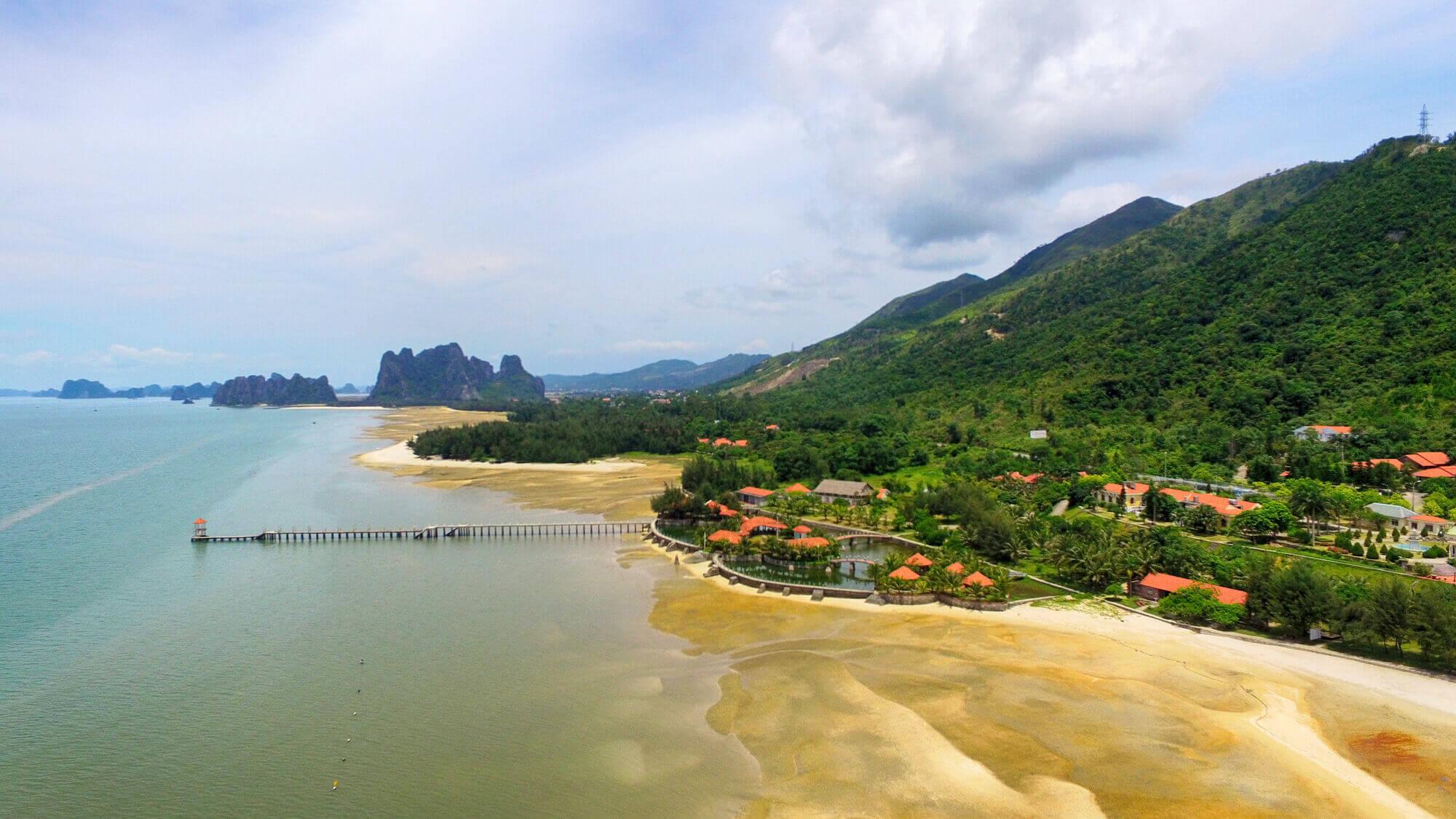 Kết quả hình ảnh cho Bắc Ninh - Vân Đồn - Cô Tô - Bắc Ninh
